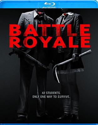 BATTLE ROYALE BY TAKESHI,BEAT (Blu-Ray)