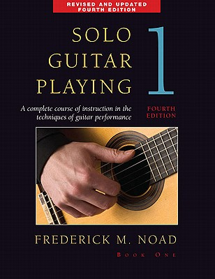 Solo Guitar Playing By Noad, Frederick M.